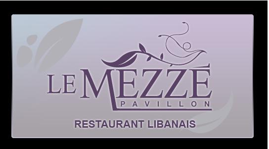 Restaurant libanais Le Mezze Pavillon de Grenoble